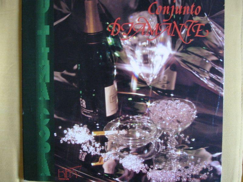 Conjunto Diamante - Ultima Copa - Front