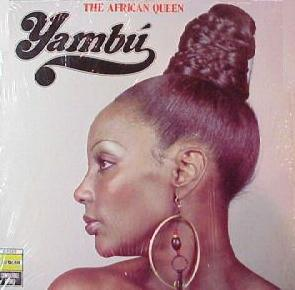 Yambu - The african queen - 1977 - Discolando - Front