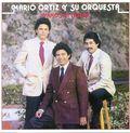 MARIO ORTIZ - CD VAMOS A GOZAR-FRONTAL