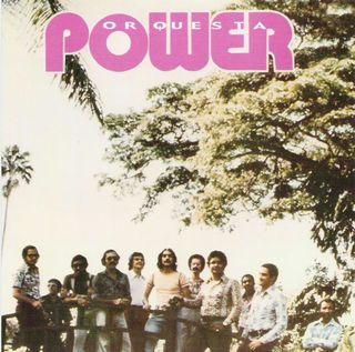 Orquesta Power (1975) - Alto Voltage - Front