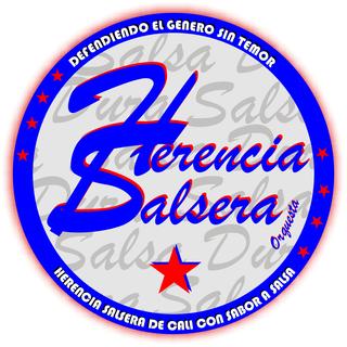 Logo herencia salsasera