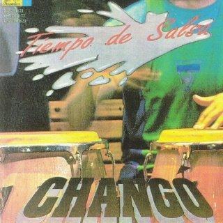 Chango Tiempo De Salsa Front