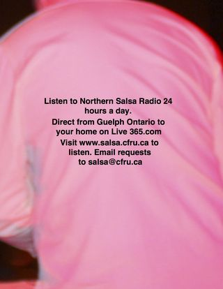 Northern salsa Radio image