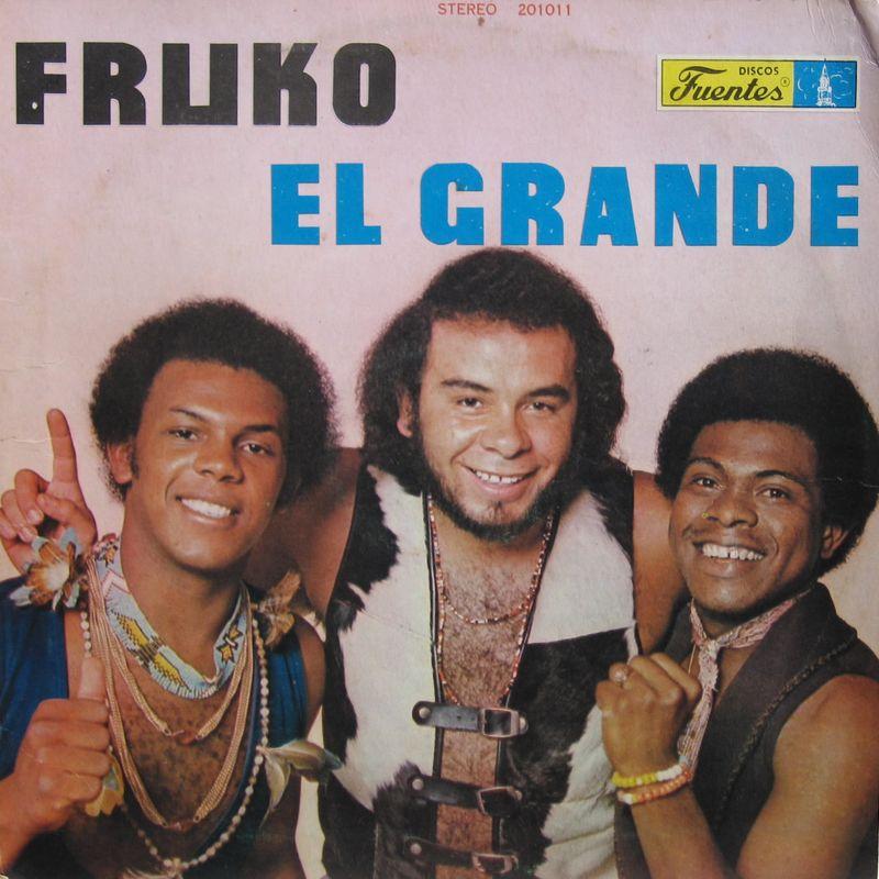 Fruko El Grande front